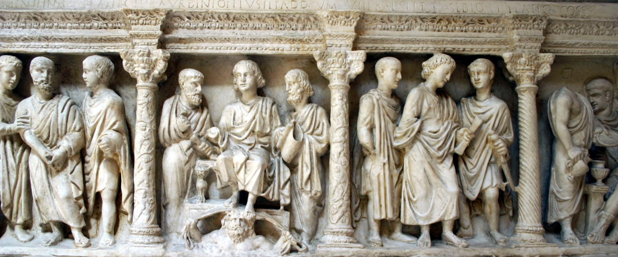 Resultado de imagen de El arte paleocristiano en España