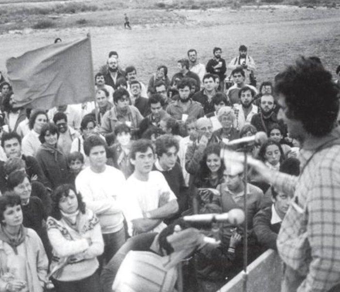 En los años 70, la movilización ciudadana evitó la urbanización del actual Parc Natural dels Aiguamolls de l'Empordà. Foto: LASTORMEDIA.