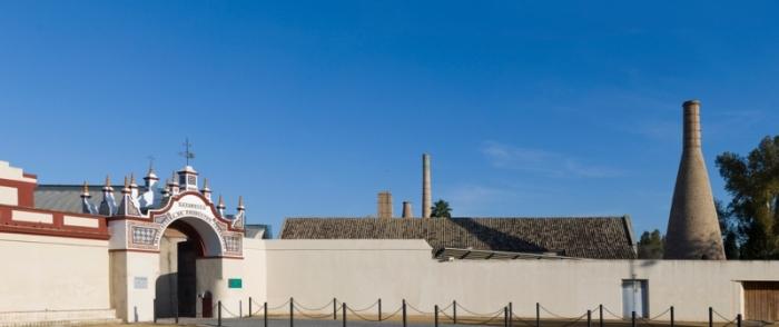 Isla de la Cartuja (Sevilla). Fuente: http://www.iaph.es/web/canales/el-instituto/elinstituto/imagenes.html