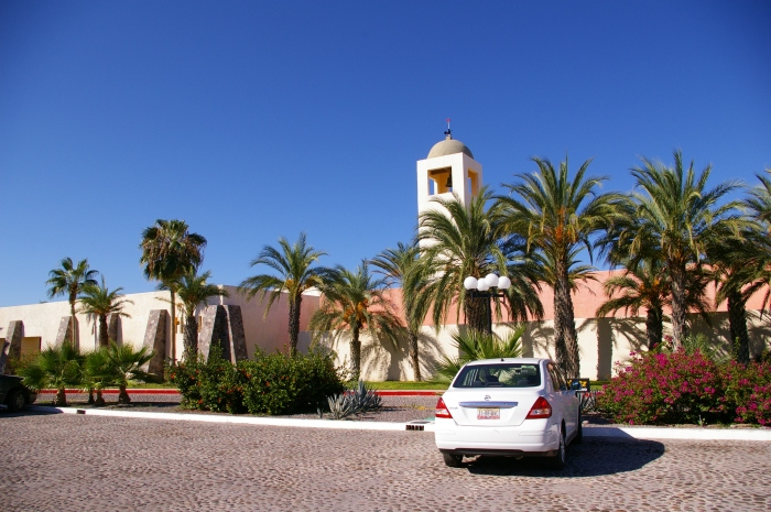 Fig 1. Infraestructura hotelera en Loreto.